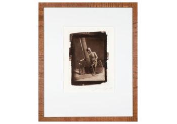 Фото в багете
